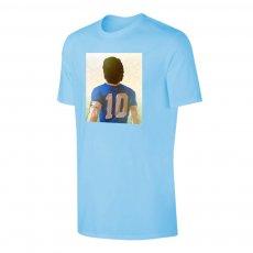 Maradona 'The Last Νο10' t-shirt, light blue