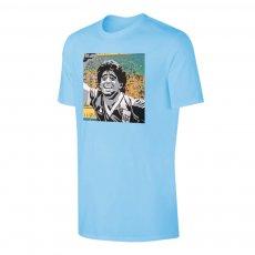 Maradona 'GOAT' t-shirt, light blue