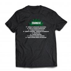PASOK 'ΕΠΙΔΟΜΑΤΑ' t-shirt, black