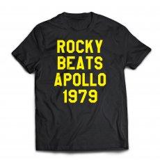 Rocky Beats Apollo t-shirt, black