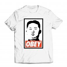 Obey by Kim, λευκό