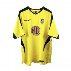 Aston Villa 2003/04 away shirt