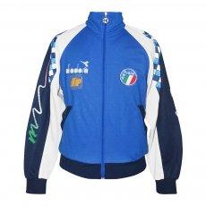 Italy 1990/91 presentation tracktop, blue