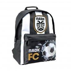 PAOK backpack 'PAOK FC', black
