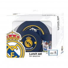 Real Madrid lunch set