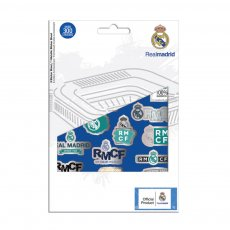 Real Madrid block with stickers 14,5x21cm