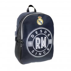 Real Madrid backpack 'RM 1902', black