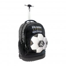 Real Madrid trolley bag 'Μπάλα'