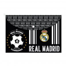 Real Madrid folder with button 29x21cm 'CAMPEONES'