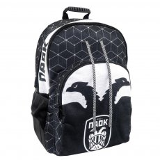 PAOK backpack 'EAGLE', black