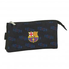 Barcelona pencil case 'Μπαρτσελόνα', black