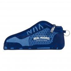 Real Madrid pencil case 'SHOE', blue