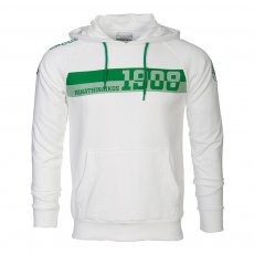 Panathinaikos 2019/20 footer with hood 1908 KAPPA, white