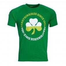 "Panathinaikos ""Panathinaikos Since 19088"" t-shirt KAPPA, green"