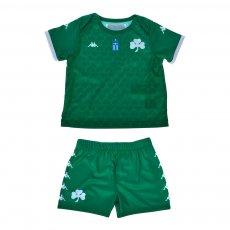 Panathinaikos 2019/20 baby set home shirt