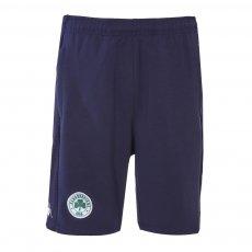 Panathinaikos 2021/22 training shorts KAPPA Alozip, dark blue