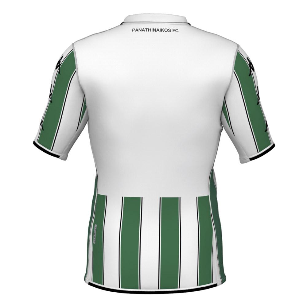 Panathinaikos 2021/22 home shirt Kombat Pro