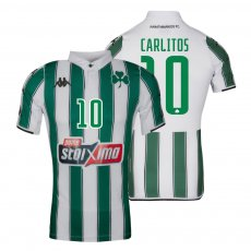 Panathinaikos 2021/22 home shirt Kombat Pro CARLITOS