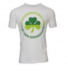 "Panathinaikos ""Panathinaikos Since 1908"" t-shirt KAPPA, white"