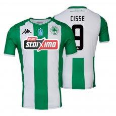 Panathinaikos 2019/20 anniversary shirt CISSE