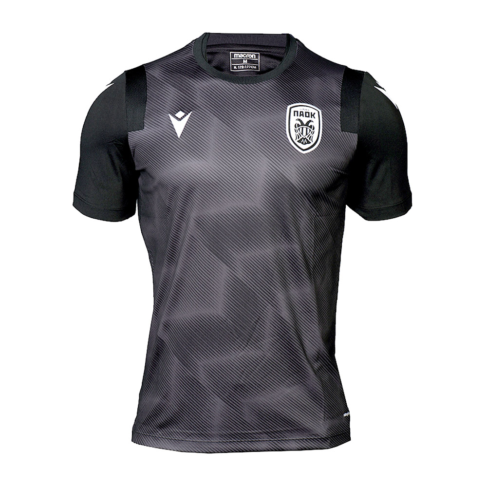 PAOK 2020/21 training shirt, black