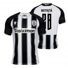 PAOK 2021/22 home shirt MITRIȚĂ