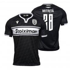 PAOK 2021/22 away shirt MITRIȚĂ
