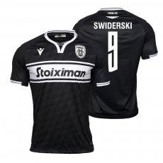 PAOK 2021/22 away shirt ŚWIDERSKI
