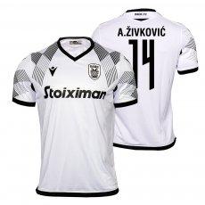 PAOK 2021/22 3rd shirt ŽIVKOVIĆ