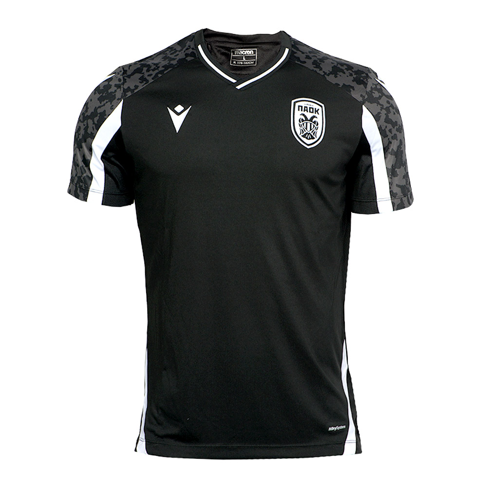 PAOK 2021/22 training shirt, black