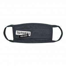 Tsitsipas Hooligans mask, black