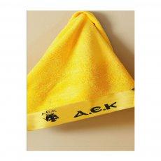 AEK 1924 face towel 70 x 140cm Palamaiki