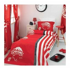 Olympiacos BC bed sheets  set 170 x 260cm fitted Palamaiki