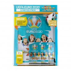Panini Adrenalyn XL EURO 2020 Mega Starter Pack