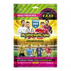 Panini Adrenalyn XL 2021 Mega Starter Pack