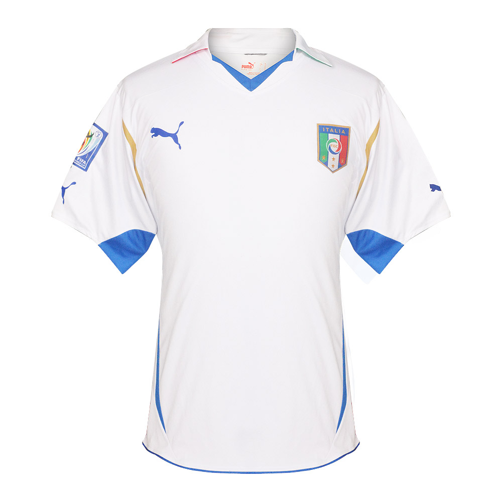 Italy NT 2010/11 home shirt