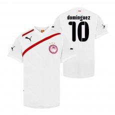 Olympiacos 2010/11 away shirt DOMINGUEZ