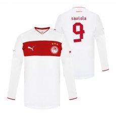Olympiacos 2012/13 third lοng sleeve shirt SAVIOLA