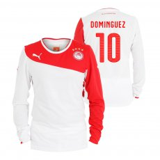 Olympiacos 2013/14 third lοng sleeve shirt DOMINGUEZ