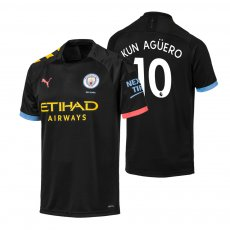 Manchester City 2019/20 away shirt AGUERO