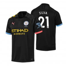 Manchester City 2019/20 away shirt SILVA