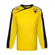AEK 2013/14 l/s home shirt