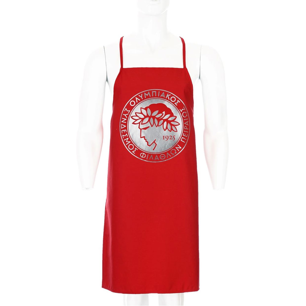 Olympiakos barbeque apron