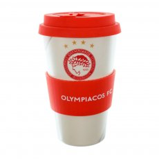 Olympiacos bamboo coffee cup
