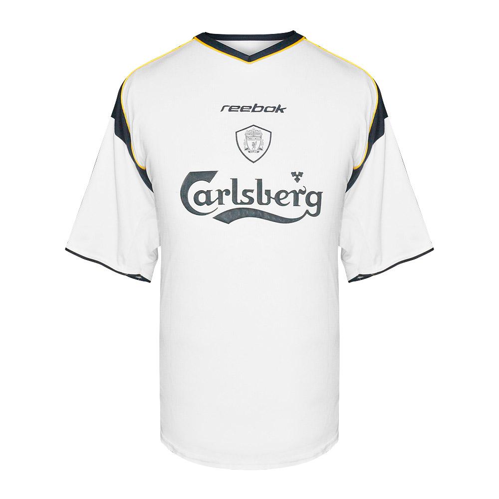 Liverpool 2001/03 away shirt