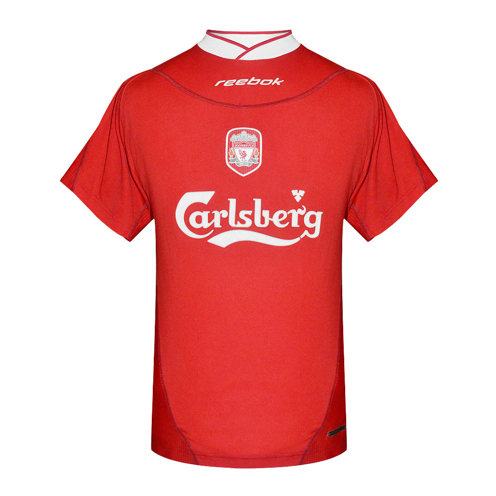 Liverpool 2002/04 home shirt
