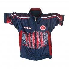 Ajax retro polyester training jacket