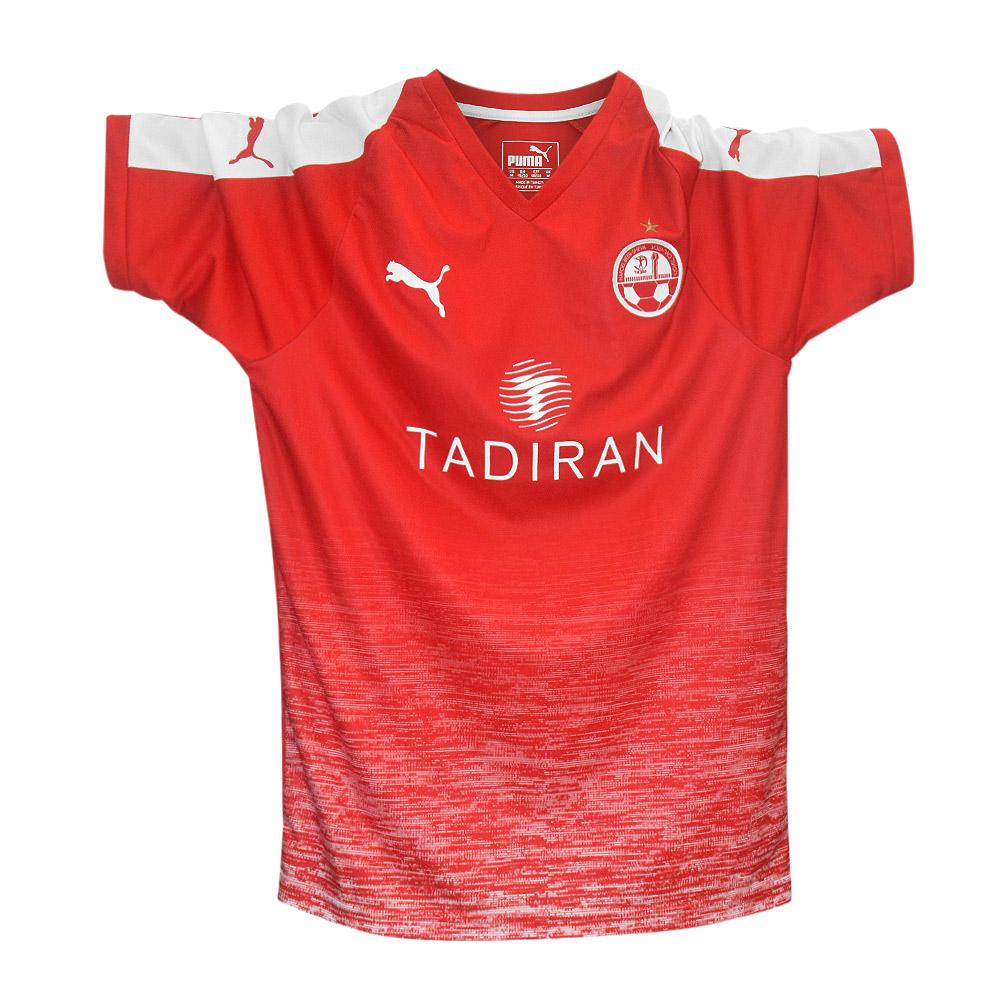Hapoel Be'er Sheva 2018/19 match worn home shirt EINBINDER
