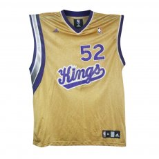 Sacramento Kings basketball shirt MILLER