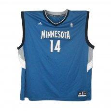 Minnesota Timberwolves basketball shirt PEKOVIC